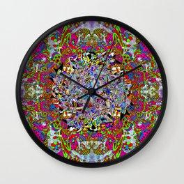 Digital Portal Wall Clock