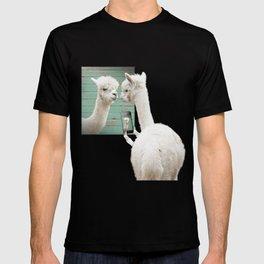 NEVER STOP EXPLORING - SELFIE T-shirt