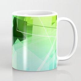 Revive - Geometric Abstract Art Coffee Mug
