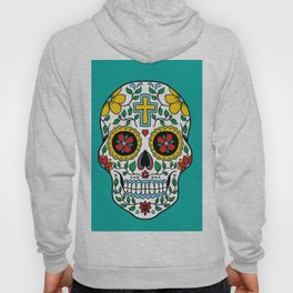 Colorful Skull IX Hoody