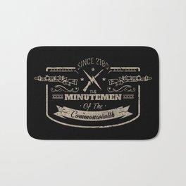 Minutemen of the Commonwealth Bath Mat