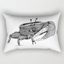 The Fiddler (Crab) Rectangular Pillow