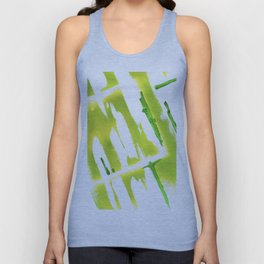 Acid Spring Colors Unisex Tank Top