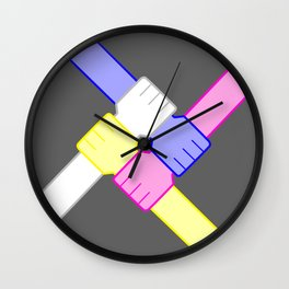Diamond Authority - 1ST Era Wall Clock