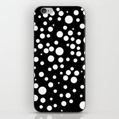 point black iPhone & iPod Skin
