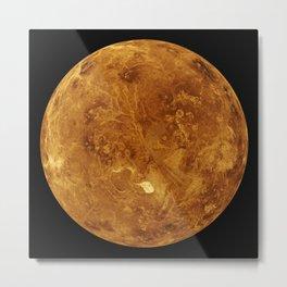 1521. The North Pole of Venus Metal Print
