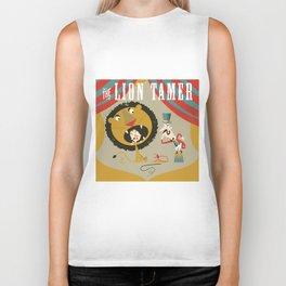 Lion Tamer Biker Tank