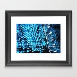 Light Fantastic Framed Art Print