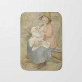 Maternity (Child at the breast) Bath Mat