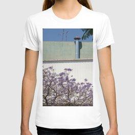 Jacaranda, Lisbon street T-shirt