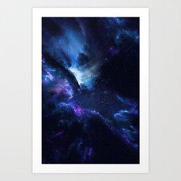 God of the Stars Art Print
