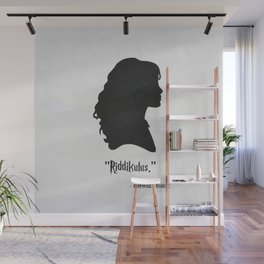 HP - Quote 04 - V2 Wall Mural