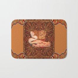 Kaa - Rudyard Kiplings Jungle Book Bath Mat