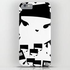 Geometric Print Kokeshi ((s)) Slim Case iPhone 6 Plus