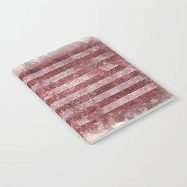 US Flag vintage worn out Notebook
