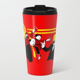 The Communist Party (original) Metal Travel Mug