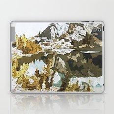 Natural Watercolor Laptop & iPad Skin