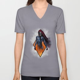 Servant of the apocalypse Unisex V-Neck
