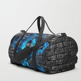 Mystical pentacle Duffle Bag