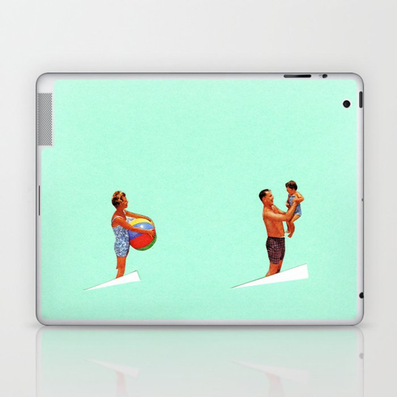 Summer Laptop & iPad Skin