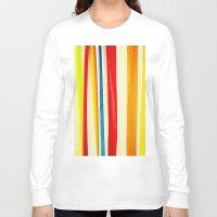 martini Long Sleeve T-shirts featuring Martini by Arwan Mauriattama