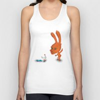 easter Tank Tops featuring easter by Laurel