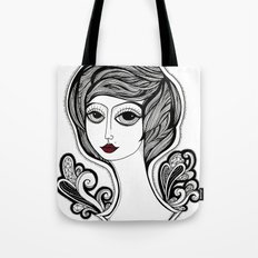 Catherine Tote Bag