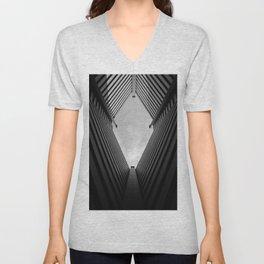 Diamond in the Sky Unisex V-Neck