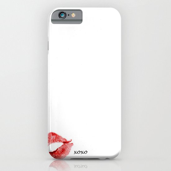 xoxo iPhone & iPod Case