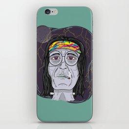 Frankenstoner iPhone Skin