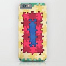 Puzzles iPhone 6s Slim Case