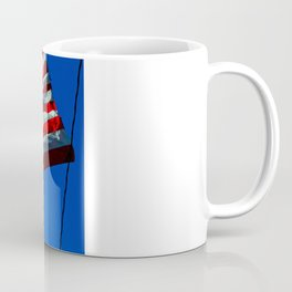 Banner Yet Wave Coffee Mug