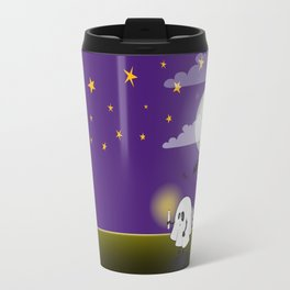 halloween hedgehogs party gang Travel Mug