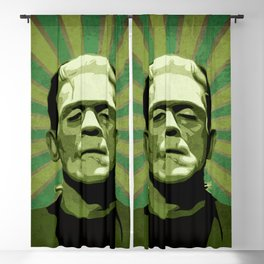 Frankenstein - Pop Art Blackout Curtain