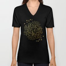 Rattle The Stars Unisex V-Neck