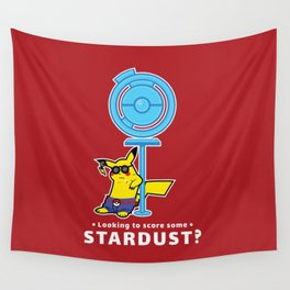 Stardust Dealer Wall Tapestry