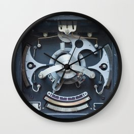 The Gauge Wall Clock