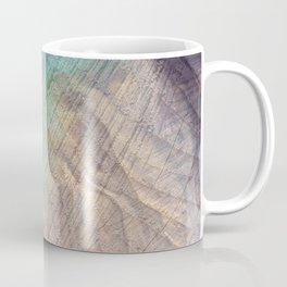 Oceanic Wood Coffee Mug