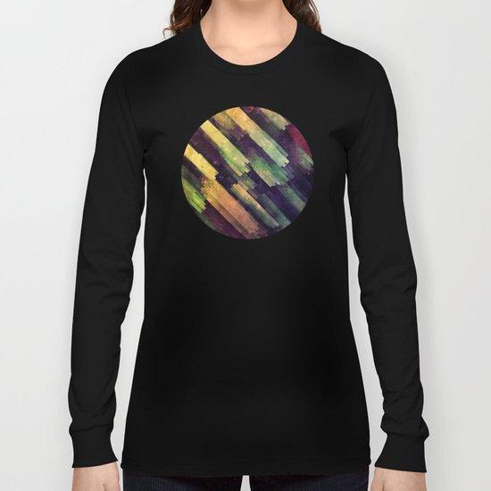 mytyyr shwwr Long Sleeve T-shirt