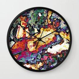 Follies Wall Clock