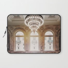 Architecture Building Classic Windows Laptop Sleeve