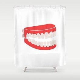 DARVEE - Sourire Shower Curtain