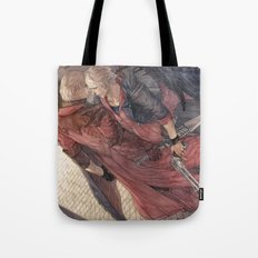 Trigger of Thymia Tote Bag