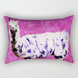 no drama llama Rectangular Pillow