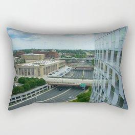 Charm City View Rectangular Pillow