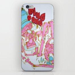 DINGDONG iPhone Skin