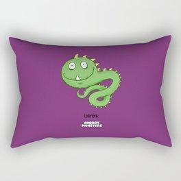 Whipilworm Rectangular Pillow