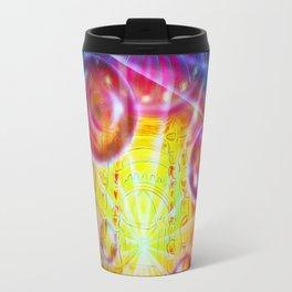 Abstract Perfection 57 Travel Mug