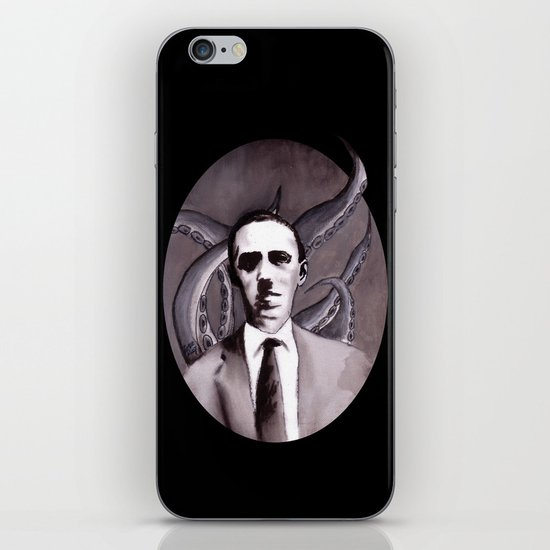 Shuddering At The Nameless Things iPhone & iPod Skin