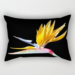Bird of Paradise Flower Rectangular Pillow